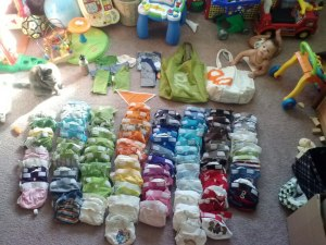 yes I have a problem ... Cloth diaper rehab anyone?